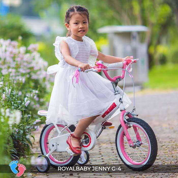 xe đạp của trẻ em jenny g4