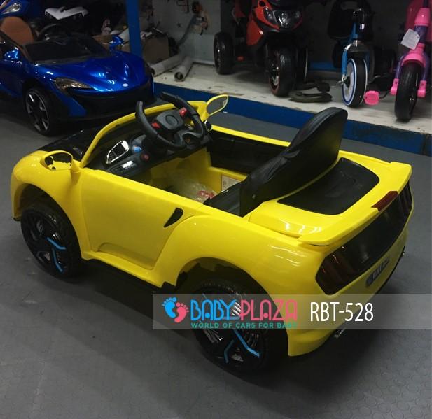 siêu xe hơi điện cho bé 1 tuổi rbt-528