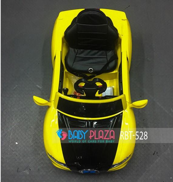 xe hơi điện cho bé từ 2 đến 3 tuổi rbt-528