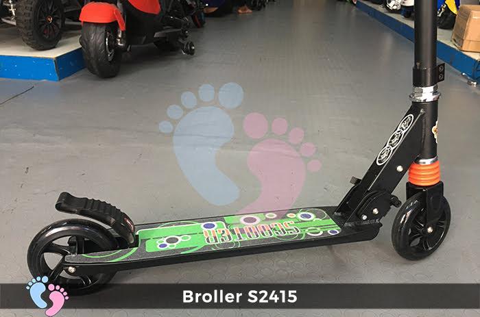 Xe Scooter 2 bánh cho bé thương hiệu Broller S2415