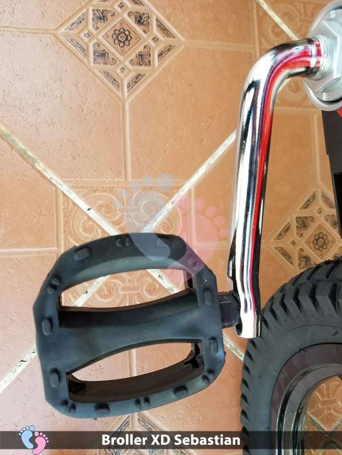 Xe đạp thương hiệu Broller