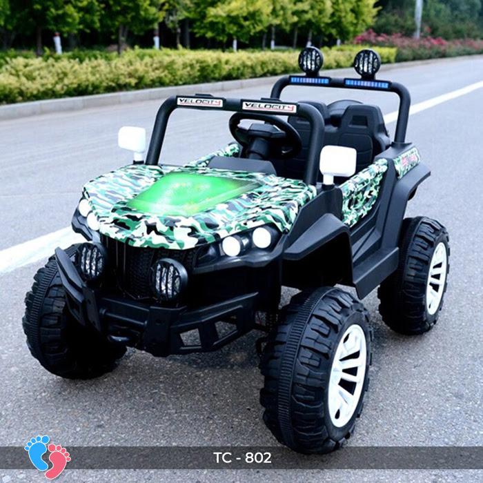 ô tô điện trẻ em TC802