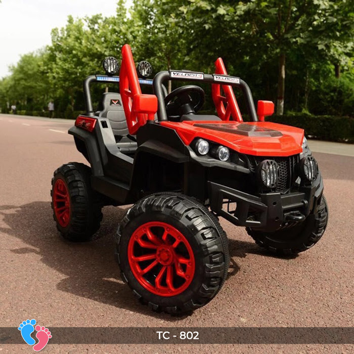 xe ô tô điện cho trẻ em Tc-802