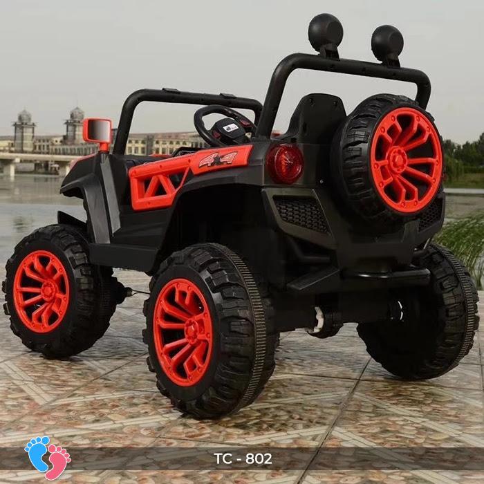 ô tô điện cho trẻ em địa hình Tc-802