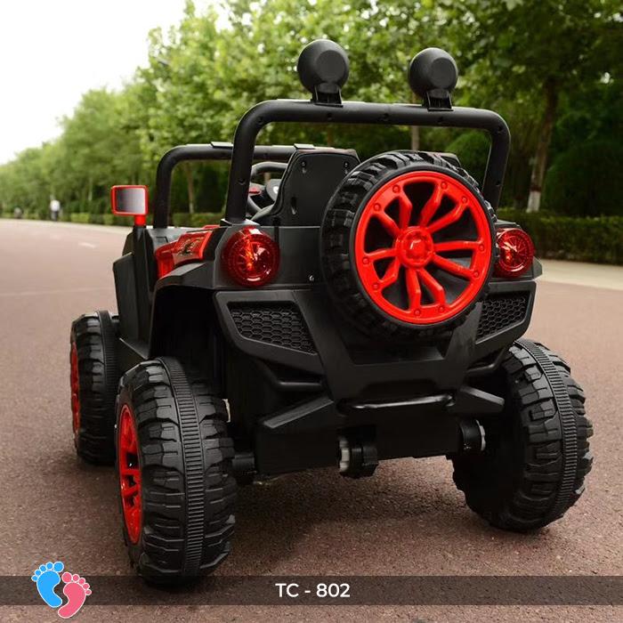 ô tô điện địa hình cho bé Tc802