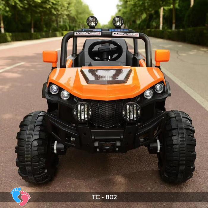 ô tô điện địa hình Tc802