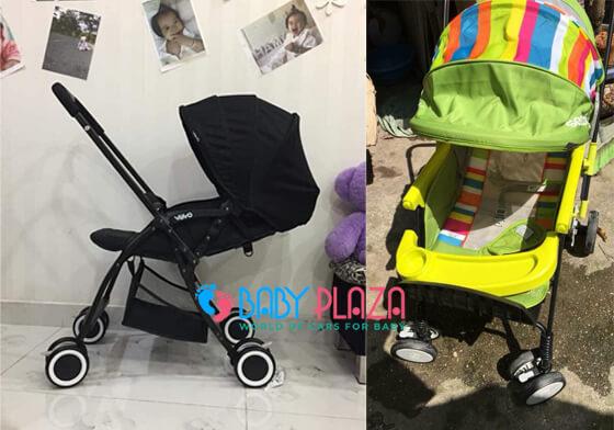 xe đẩy em bé thanh lý giá rẻ tphcm