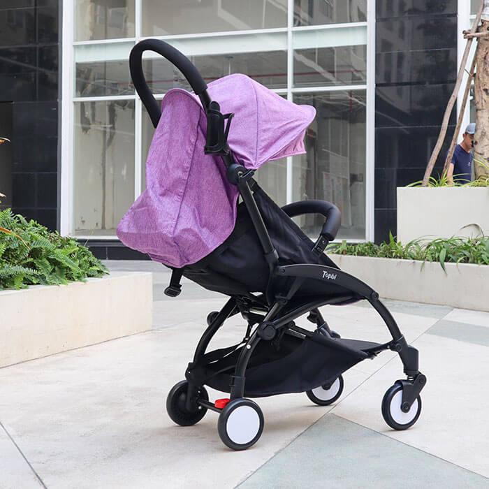 mẫu xe đẩy cho bé Topbi A09