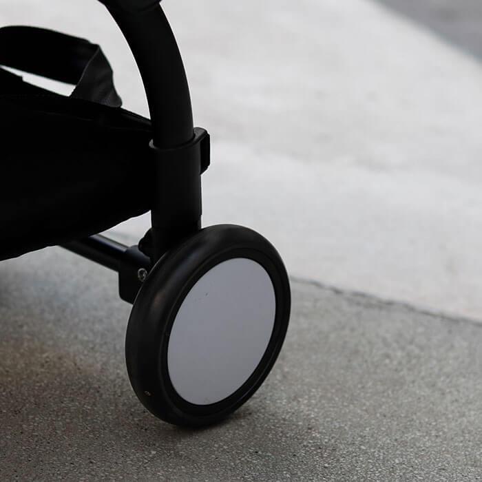 Topbi xe đẩy 2 chiều cho bé siêu gọn