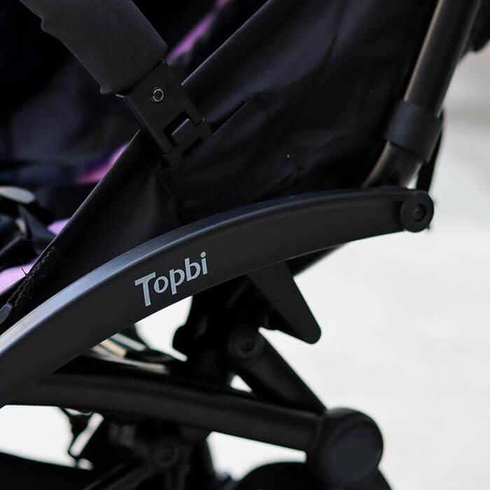 cấu tạo ghế đẩy cho bé Topbi A09