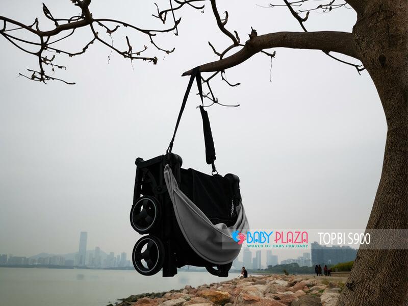 xe đẩy trẻ em Topbi S900