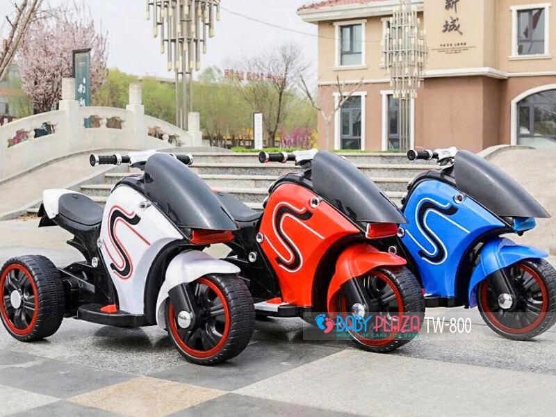 xe máy điện thể thaoTw-800