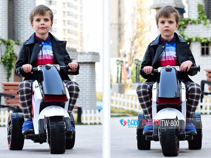 xe moto 3 bánh điện cho bé TW-800