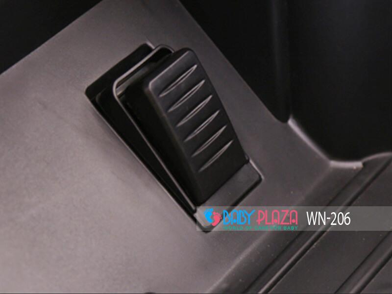 ô tô điện tự lái cho bé Wn-206
