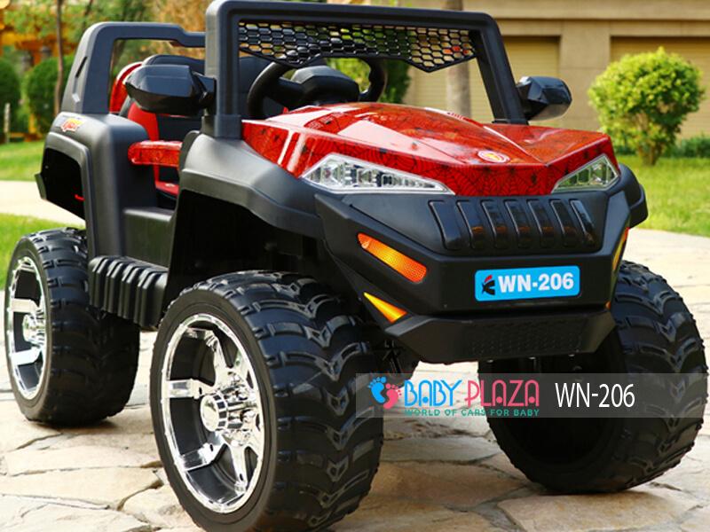 xe địa hình cho bé 4 động cơ wn-206