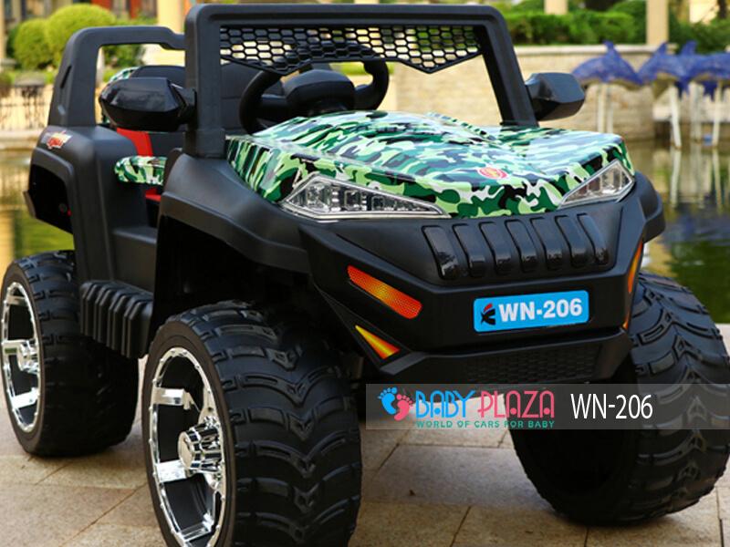ô tô điện cho bé wn-206 4 động cơ