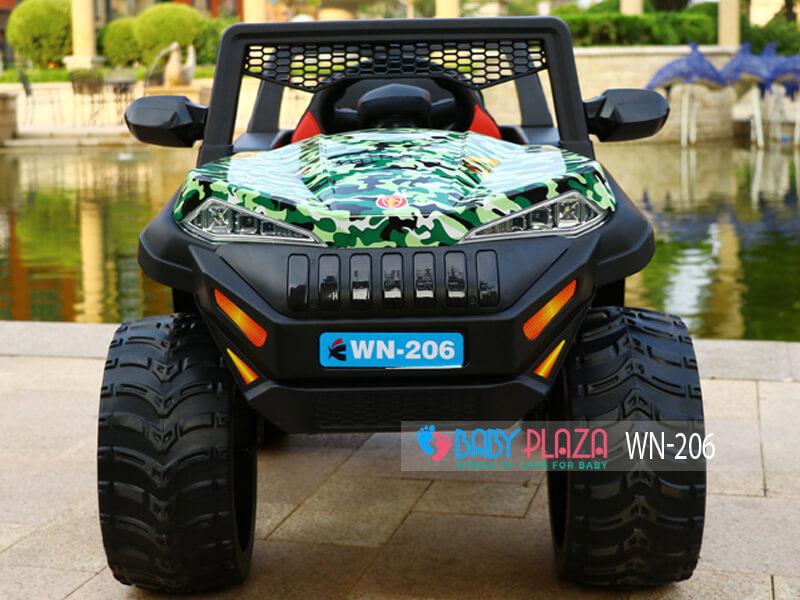 ô tô điện 4 động cơ cho bé wn-206