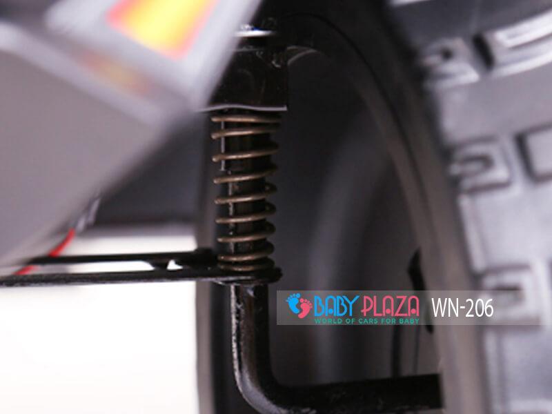 oto điện cáo cấp 4 động cơ wn-206