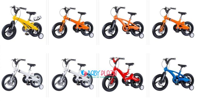 hình ảnh xe đạp đẹp thương hiệu broller