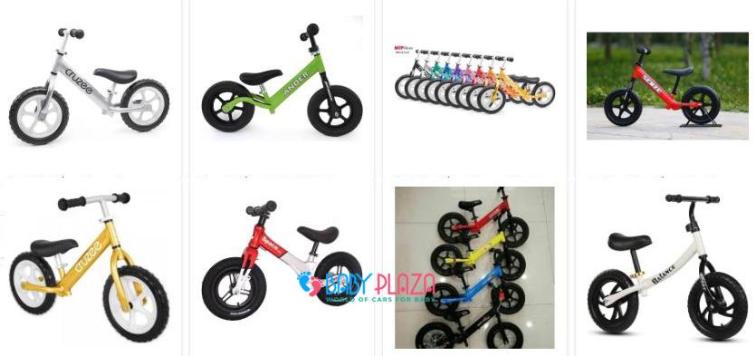 xe đạp cho bé cân bằng cuzee