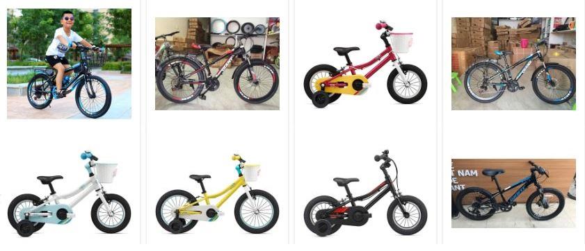 xe đạp cho bé giant