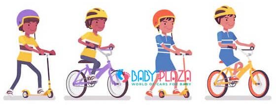 xe đạp trẻ em là gì