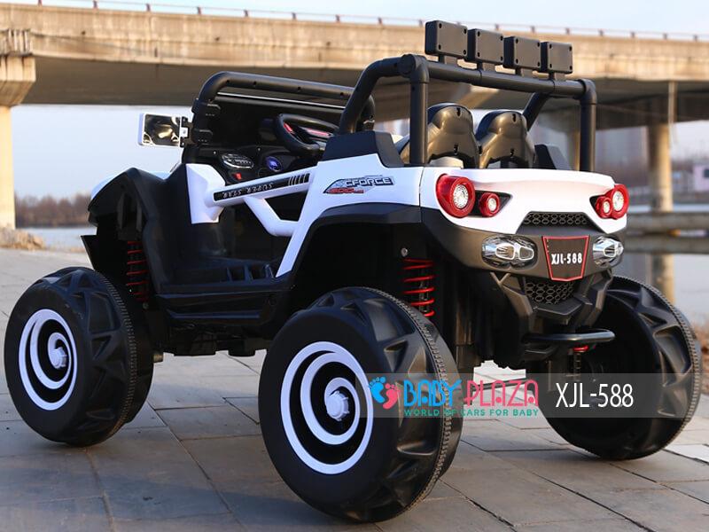 xjl-588 xe điện 4 động cơ