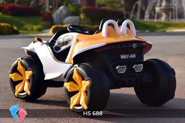 ô tô điện trẻ em xjl