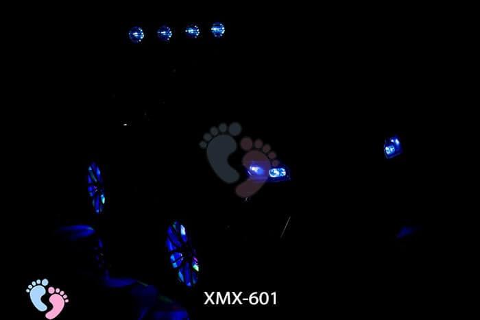 đèn ô tô điện trẻ em xmx-601