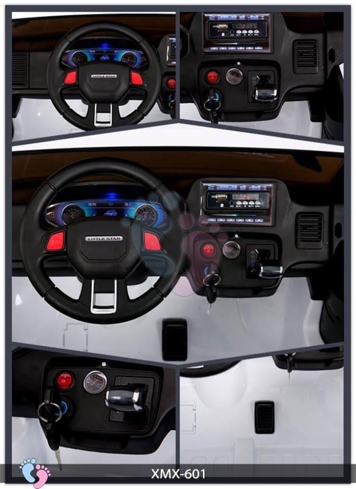 dòng xe hơi hơi điện cao cấp xmx-601