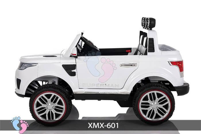 mẫu ô tô điện cho bé xmx-601