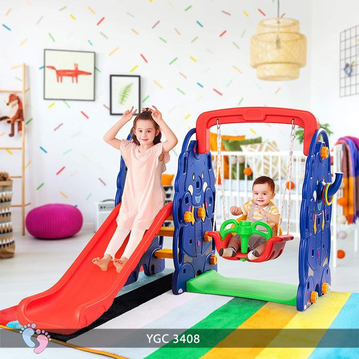 cầu tuột đa năng cho bé YGC-3408