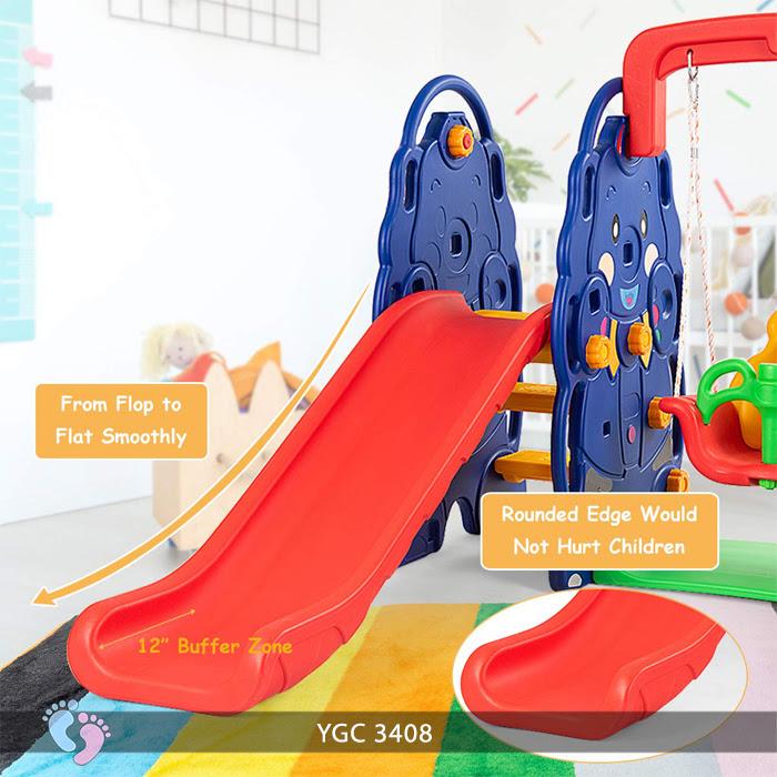 cầu tuột đa năng cho bé 3408