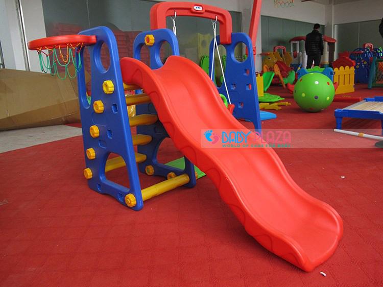 bộ cầu tuột đa năng cho bé ygc 3505