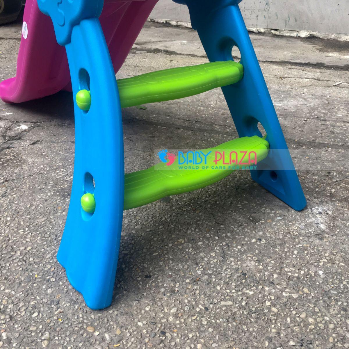 bộ cầu tuột chơi trong nhà cho bé