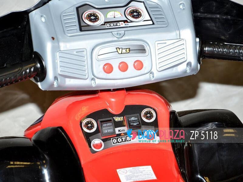 xe điện 4 bánh cho bé ZP- 5118