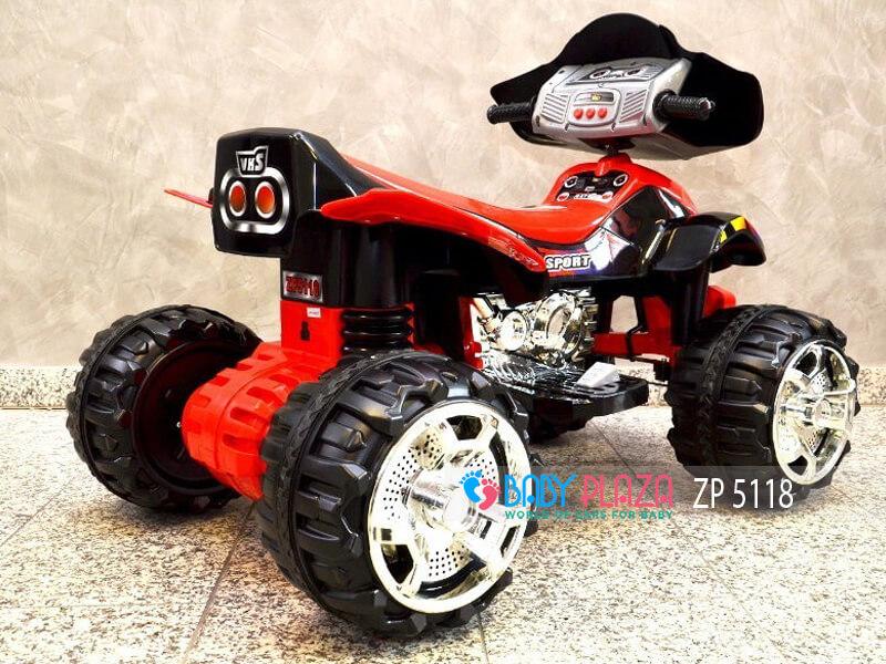 mô tô 4 bánh cho bé thể thao Zp-5118